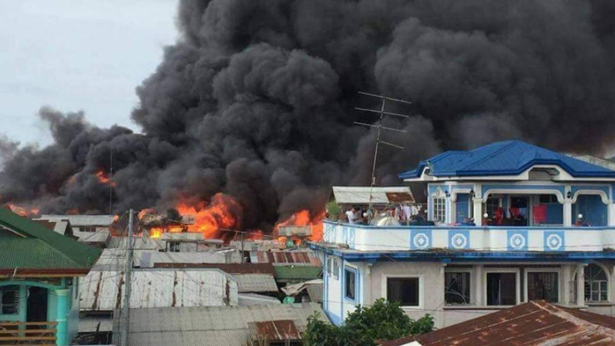 惡火燒毀2600棟屋!逾3萬菲律賓人無家可歸