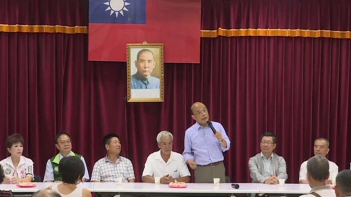 蘇貞昌兩禮拜訪六農會 積極穩固基層