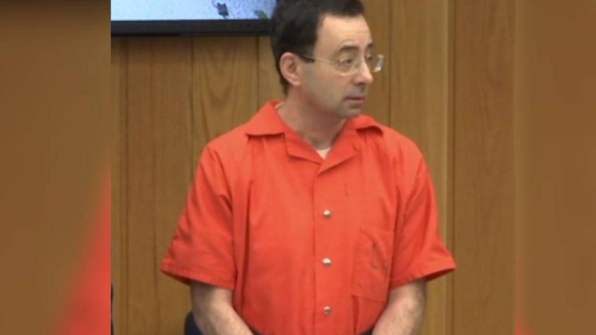 美體操狼醫稱在獄中遇襲 批承審法官不公