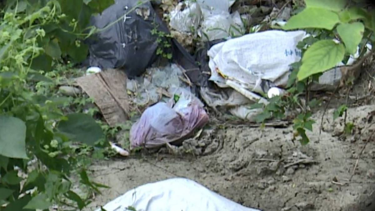 廢棄物亂倒全國失控 清理費得花納稅人11億
