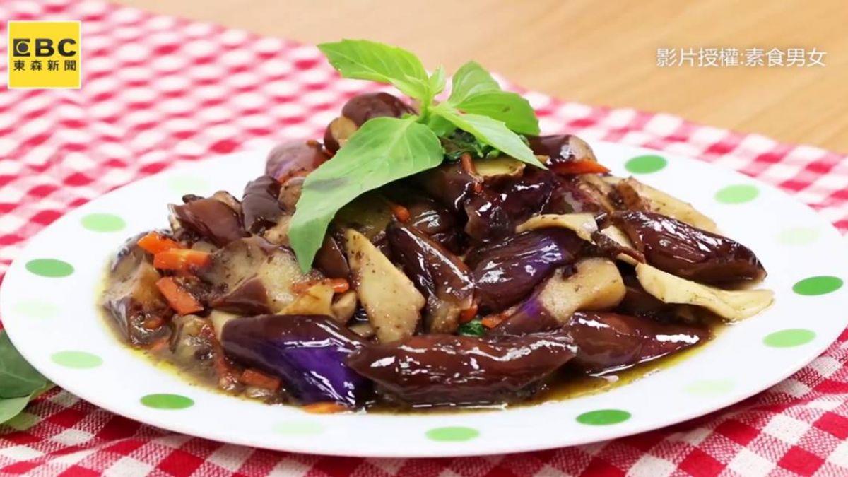 美味到嫑嫑的家常好料理!廚房新手必學香椿炒茄子