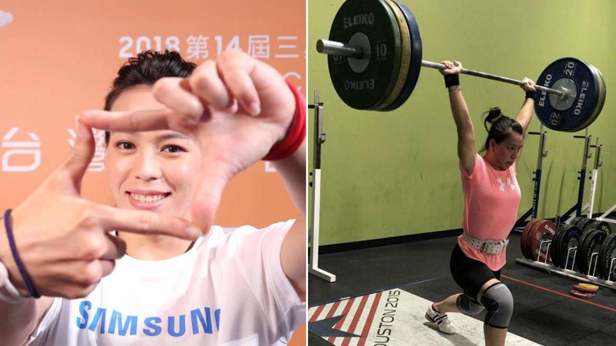 郭婞淳領銜 亞運中華舉重隊目標5面獎牌