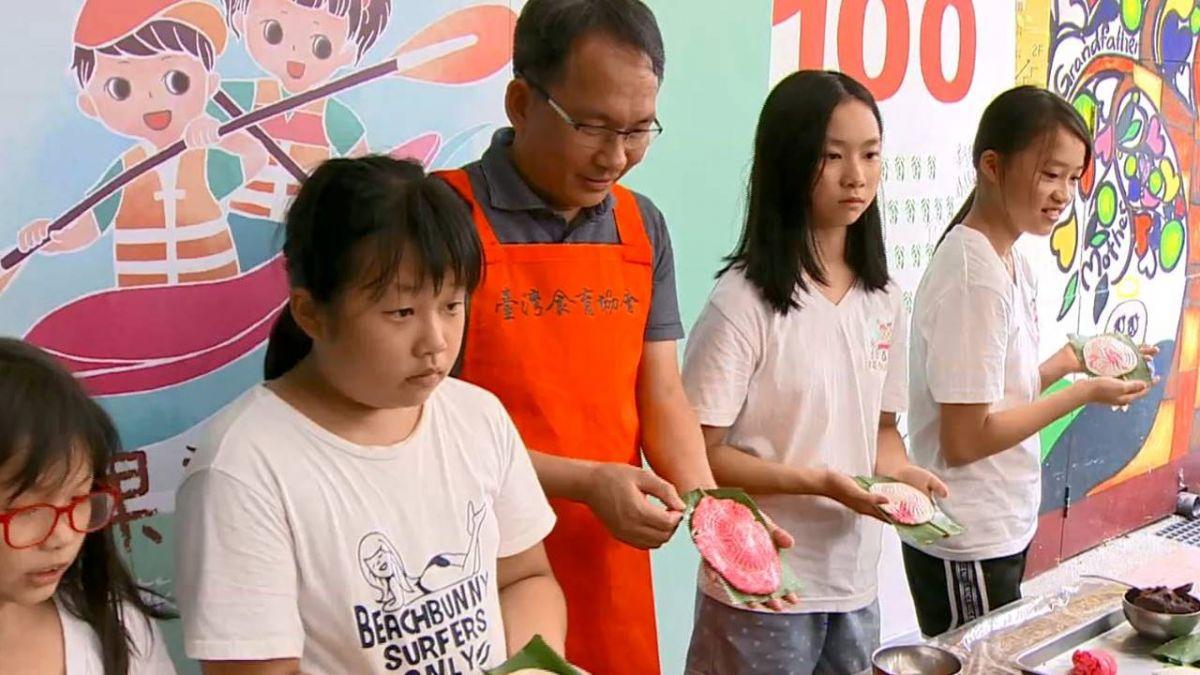 吳寶春啟動「消除飢餓計畫」!供清寒學童用在地食材體驗親手做