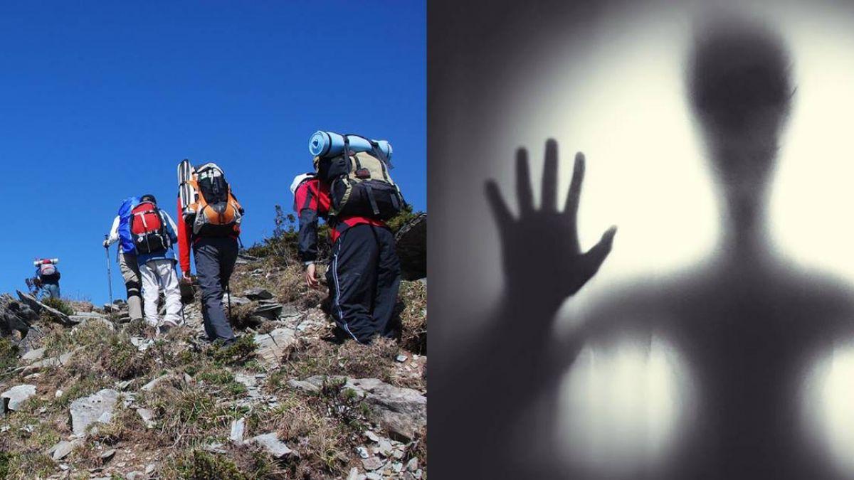 14人登山遇「神秘阿伯」指引 迷路5小時下不了山