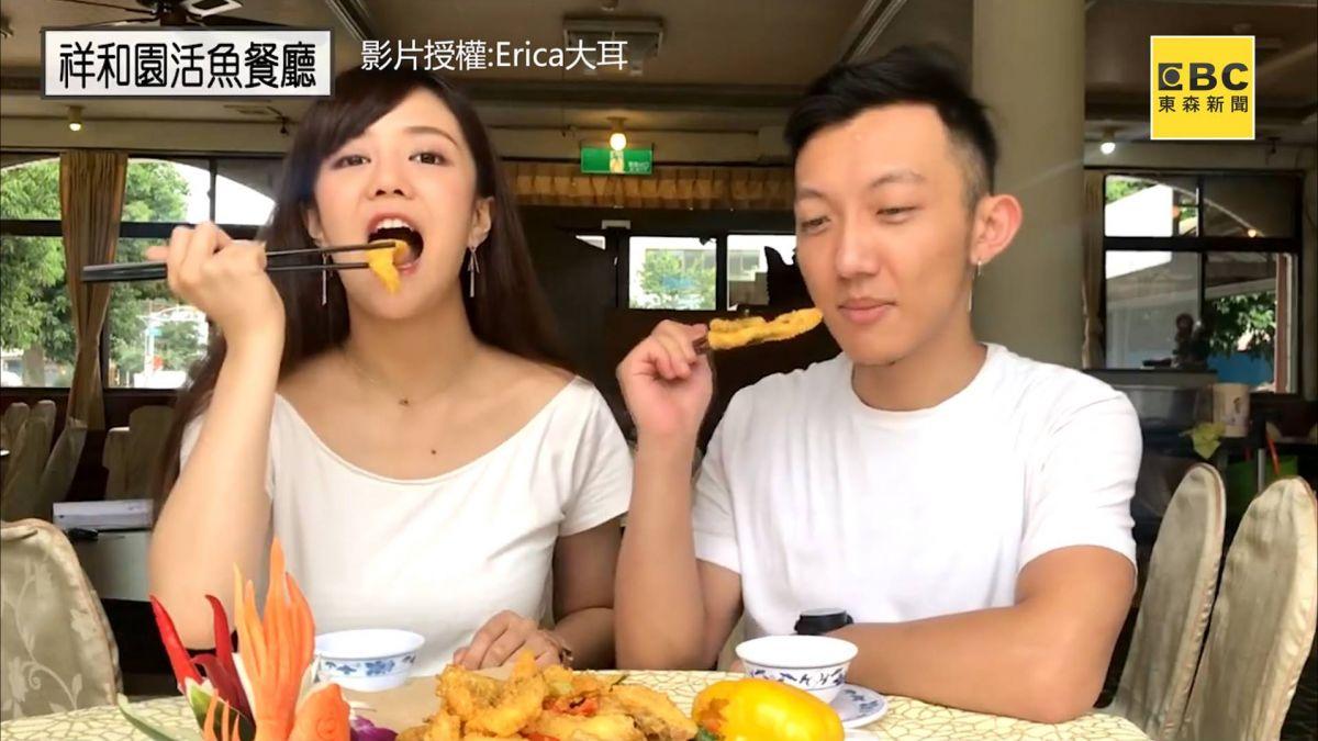 龍潭必吃高CP值 挑戰6小時吃12間活魚料理