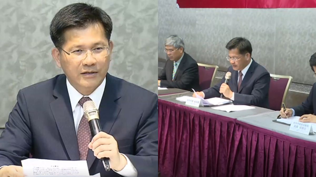 東亞青運主辦權被強拔 林佳龍提出申復:盼國際為台灣發聲