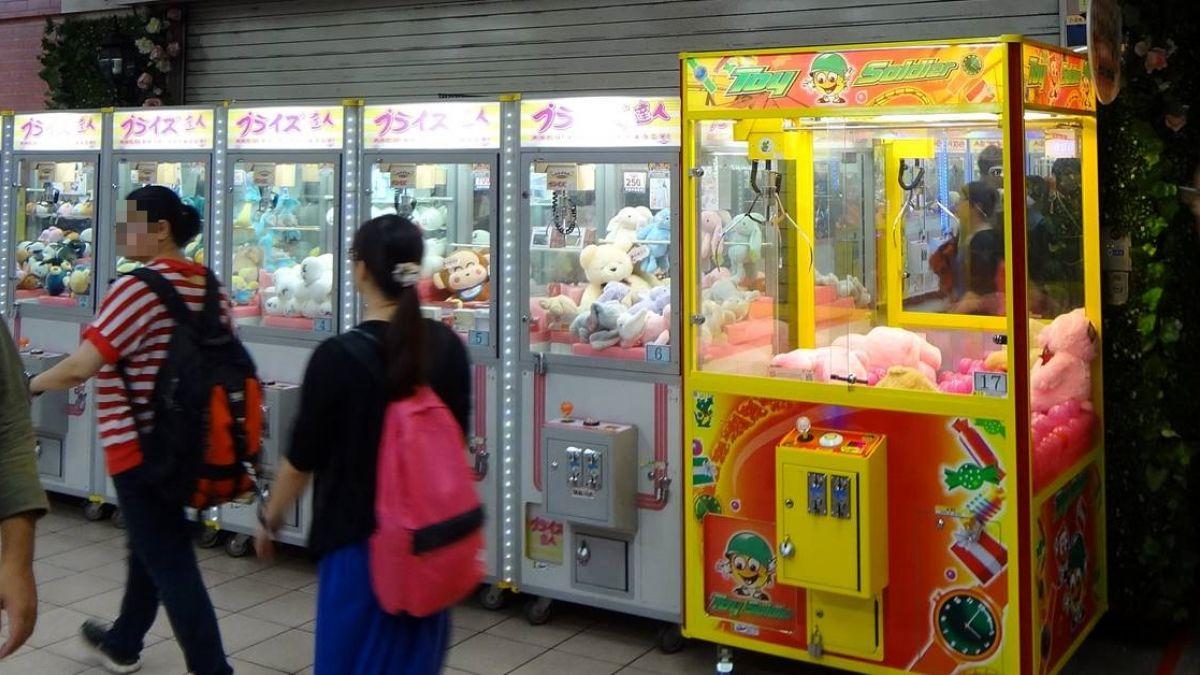 娃娃機食品或化妝品標示違規 衛生局擬開罰