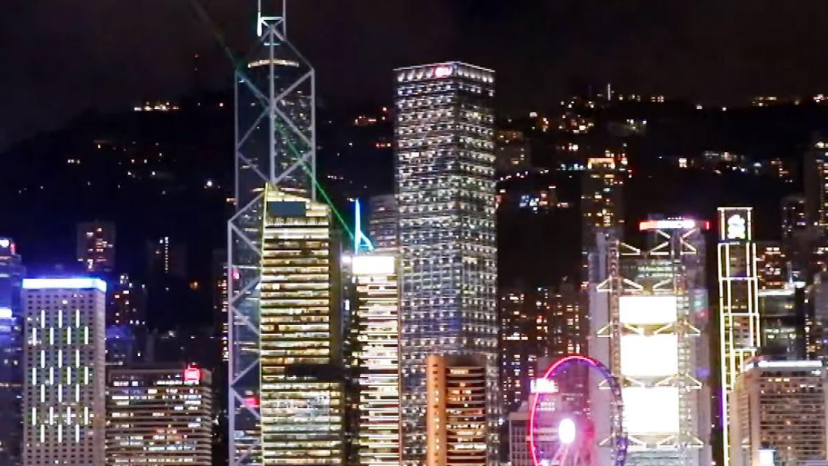 香港城市天際線 票選全球之冠