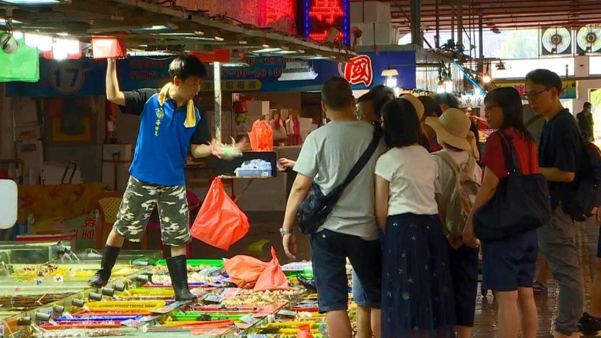 遊客減、攤商倒!基隆碧砂漁港因這三個原因逐漸蕭條