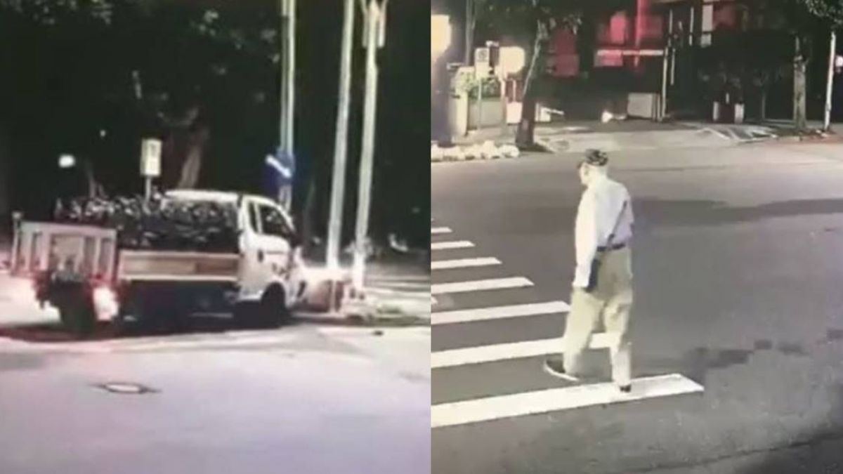 Ubike運送車駕駛疑高速行駛 老翁被撞飛20公尺傷重不治