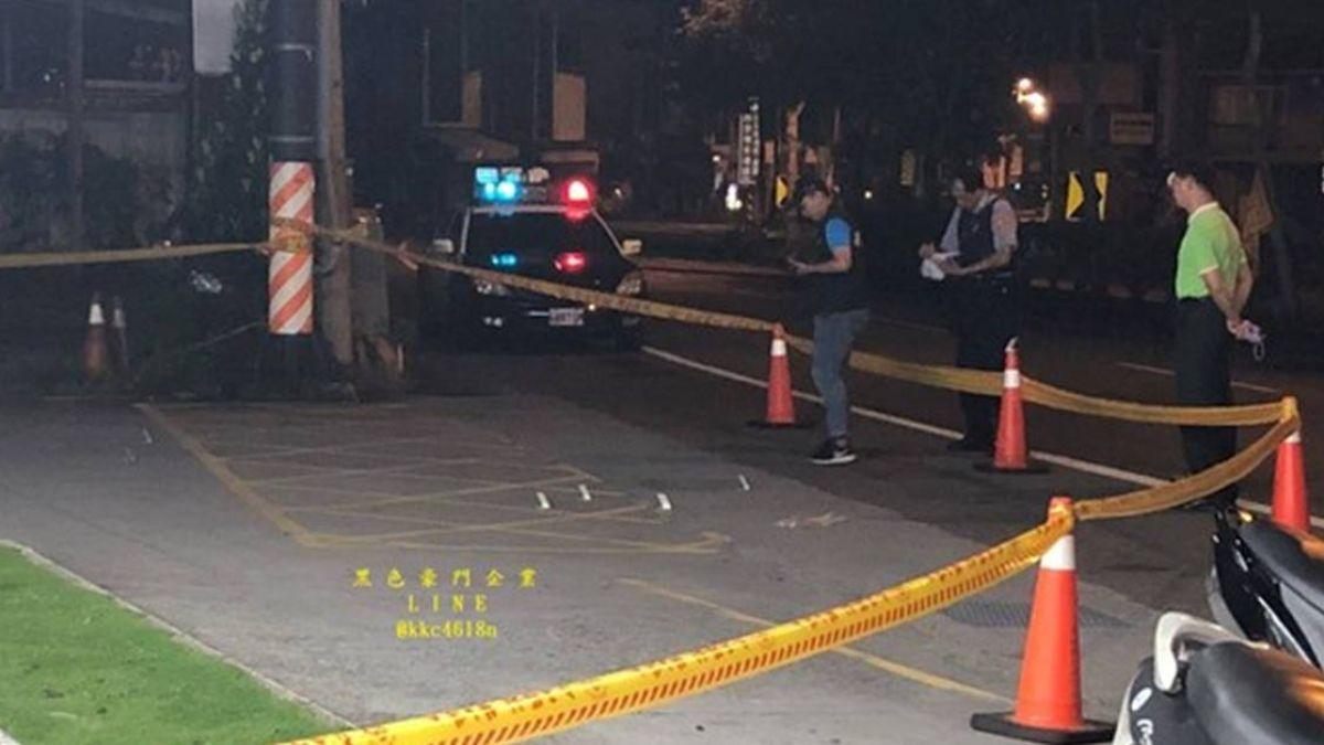 竹山深夜傳槍響 2未成年男狠對仇家猛開6槍