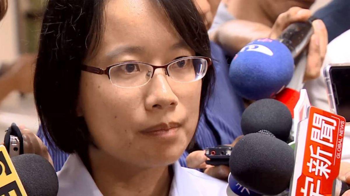 吳音寧「不備詢」遭議員砲轟 表決後趕出委員會