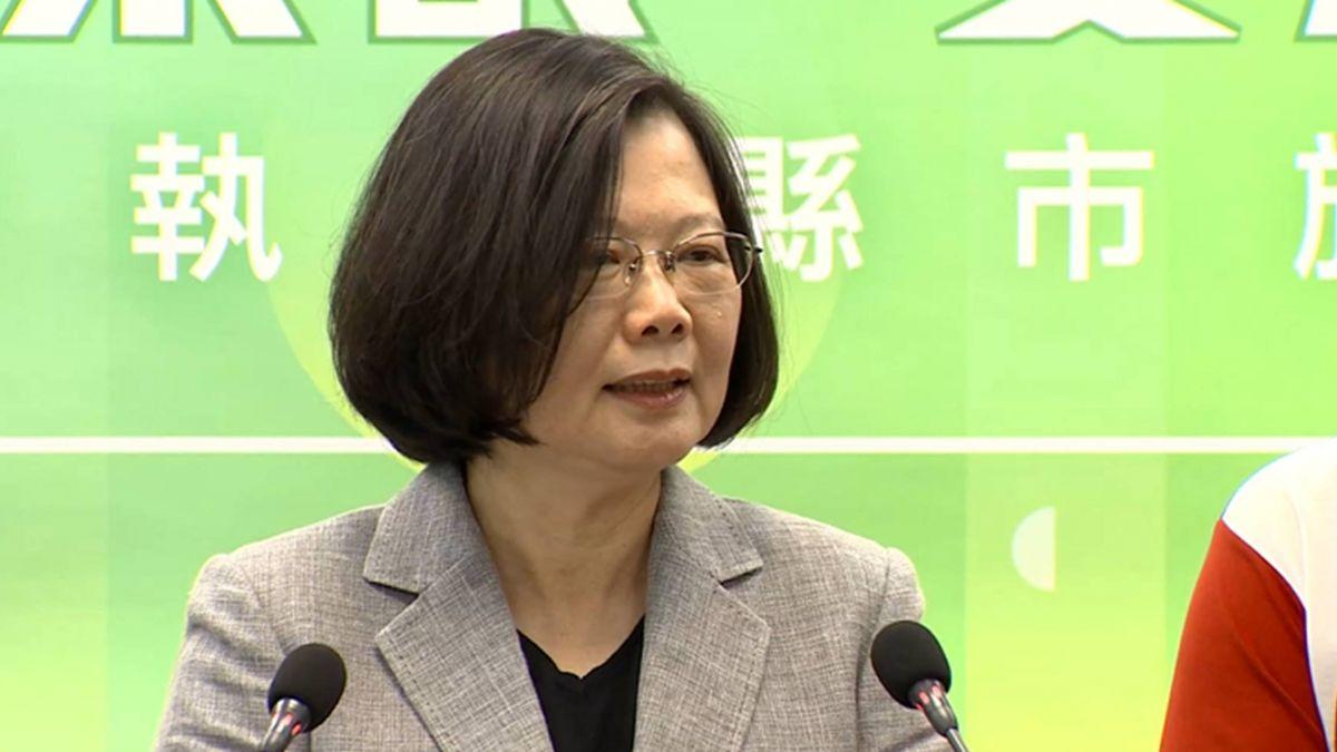 讚李進勇「長青共食」政策 總統:雲林人好貼心