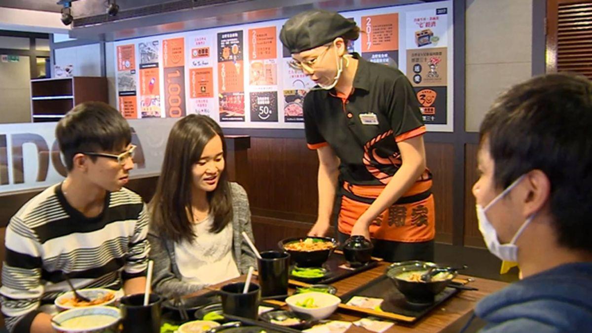 「松屋」早被冰果店註冊 日本牛丼登台商標待審