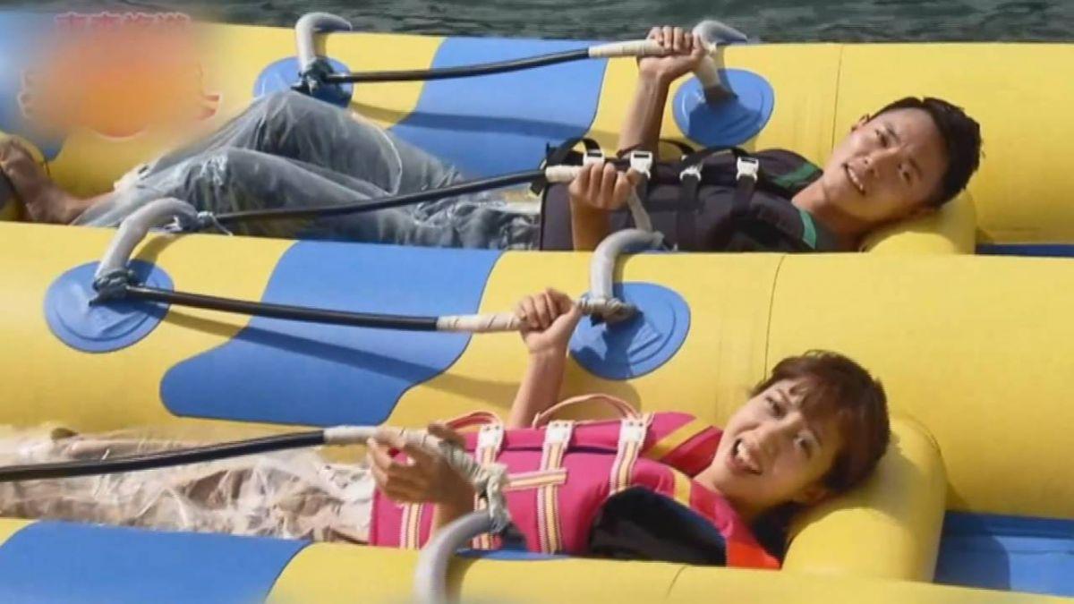 《玩樂誌》帶你遊韓國 體驗水上飛魚汗蒸幕