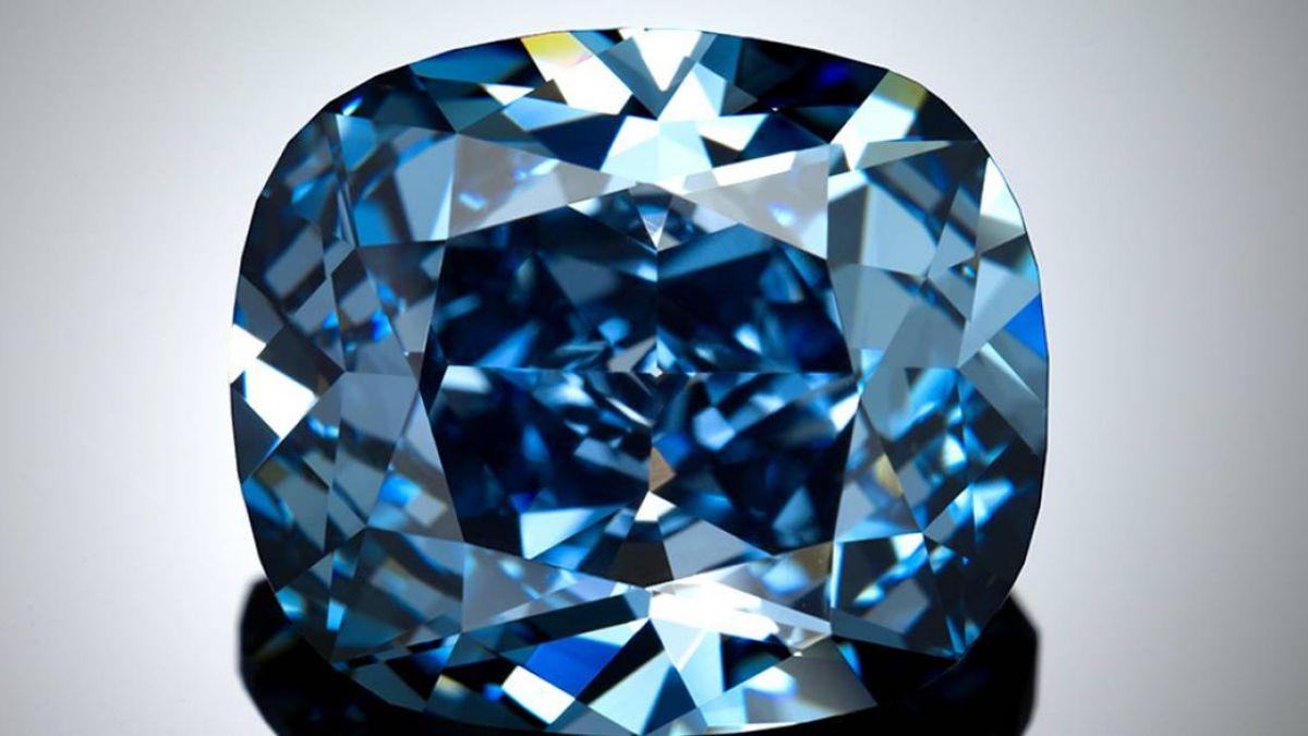 天然藍鑽誕生地  美科學家發現源自地函