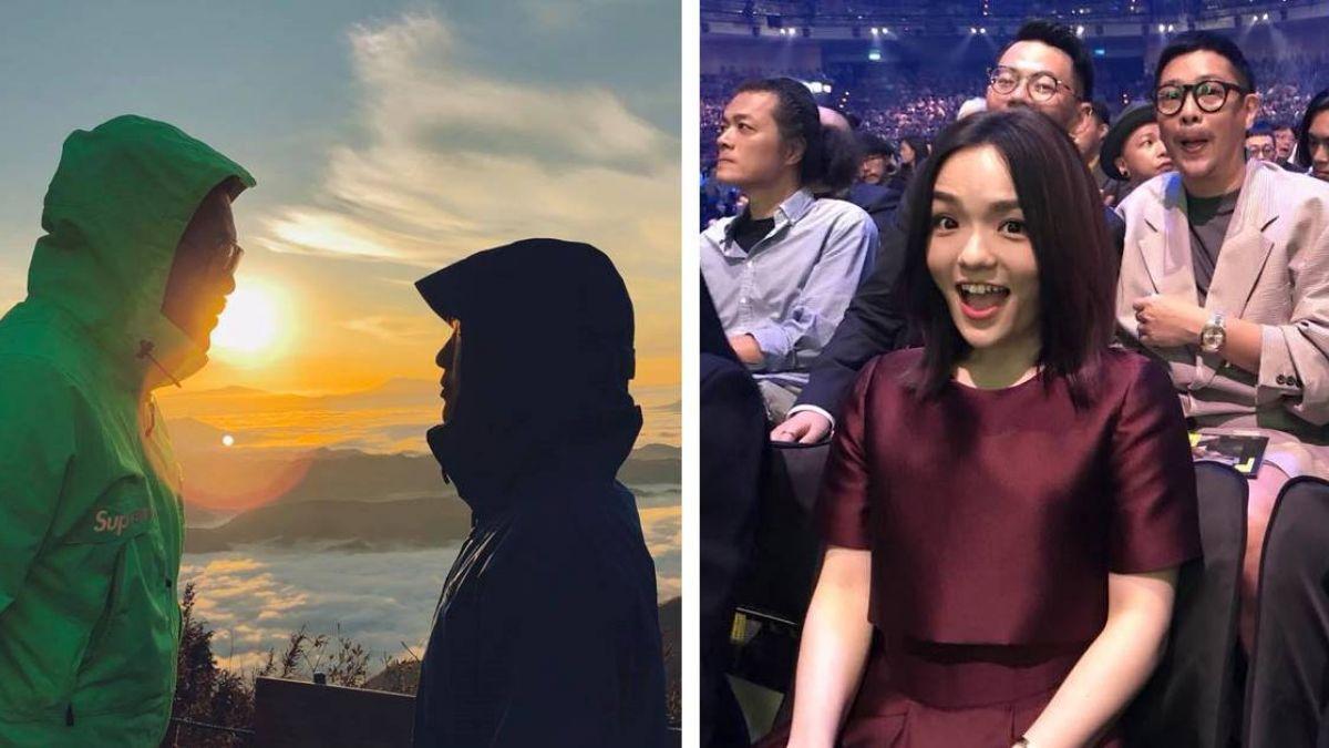 徐佳瑩結婚了!515字甜蜜告白比爾賈「難逃彼此手掌心」