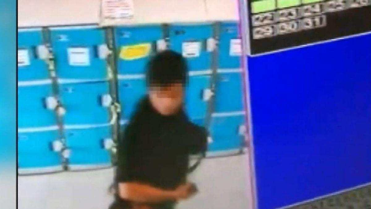 新北運動中心置物櫃失竊數10起 「快手大盜」落網