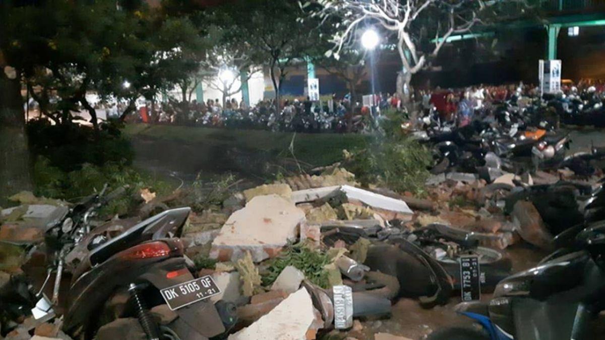 印尼龍目島強震!死亡人數增至82人 千棟房屋毀損