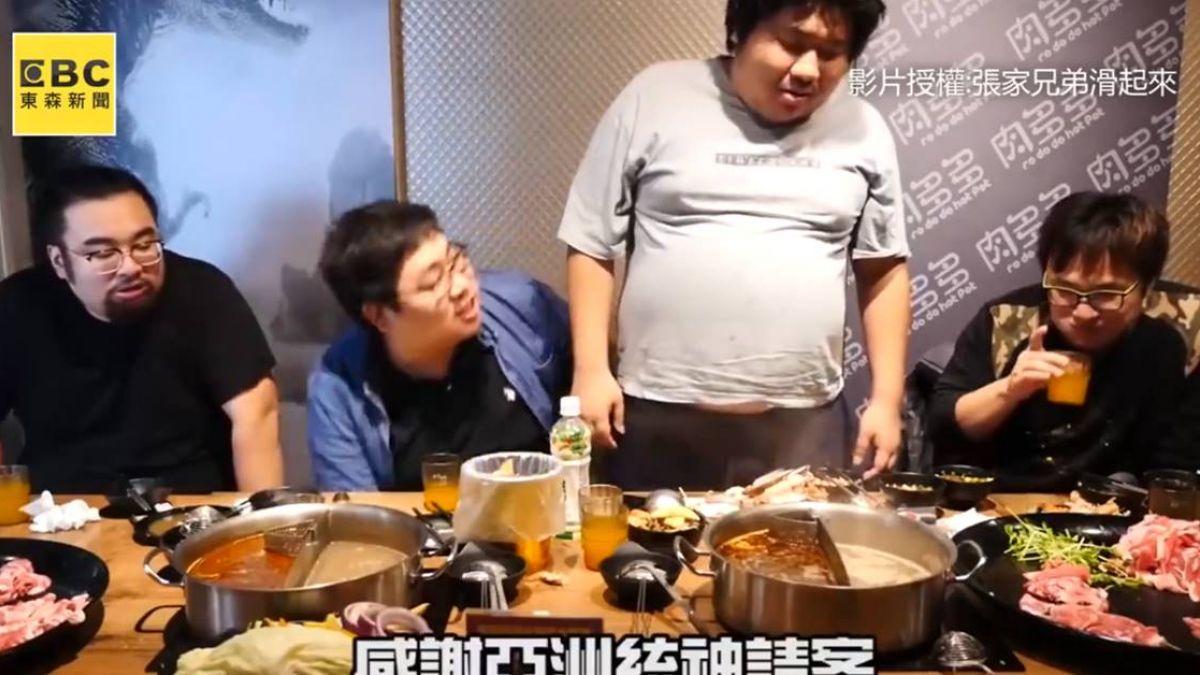 胃袋炸裂!100盎斯超浮誇肉盤 亞洲統神認輸啦