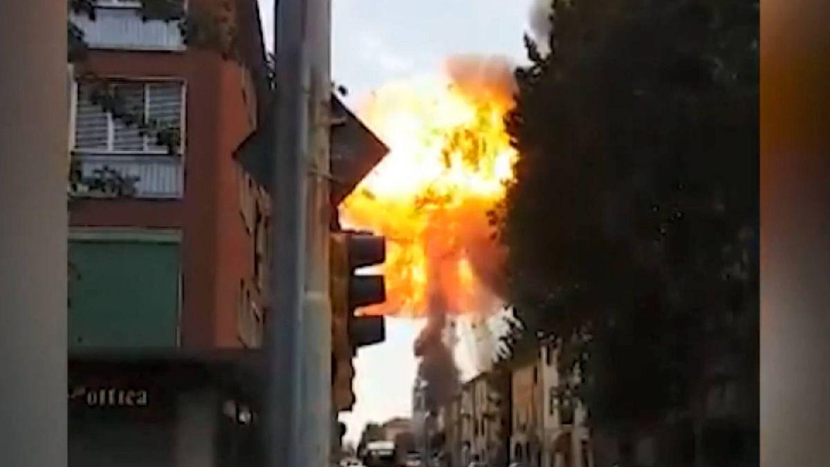 義大利波隆那機場公路爆炸 至少2死70傷