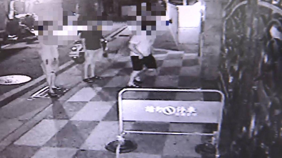 未帶電梯磁卡起糾紛 保全慘遭5人圍毆致死