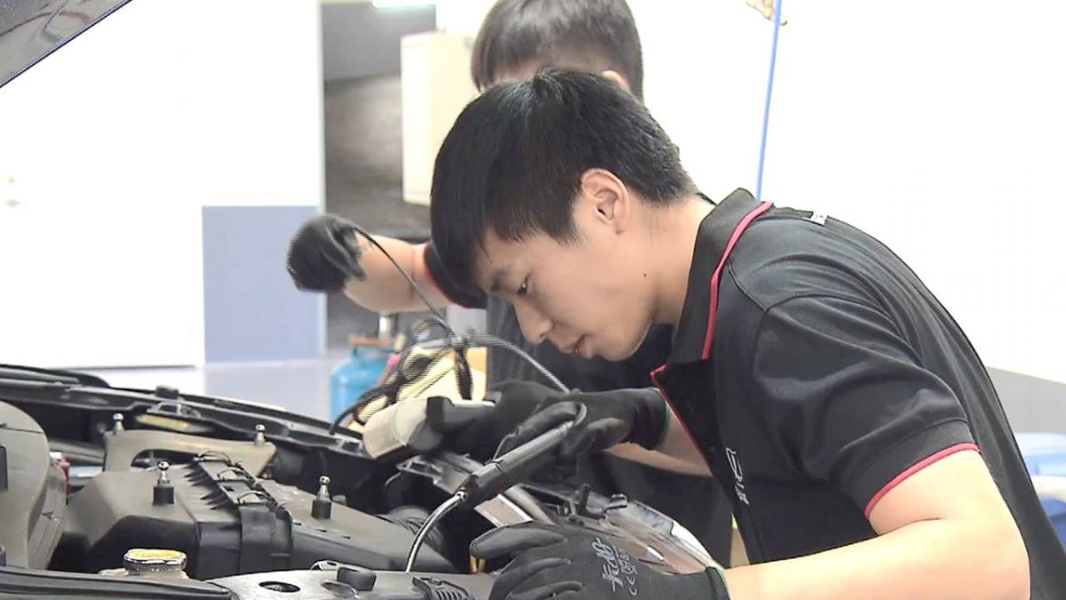 車廠實習4成轉正職 薪水3級跳