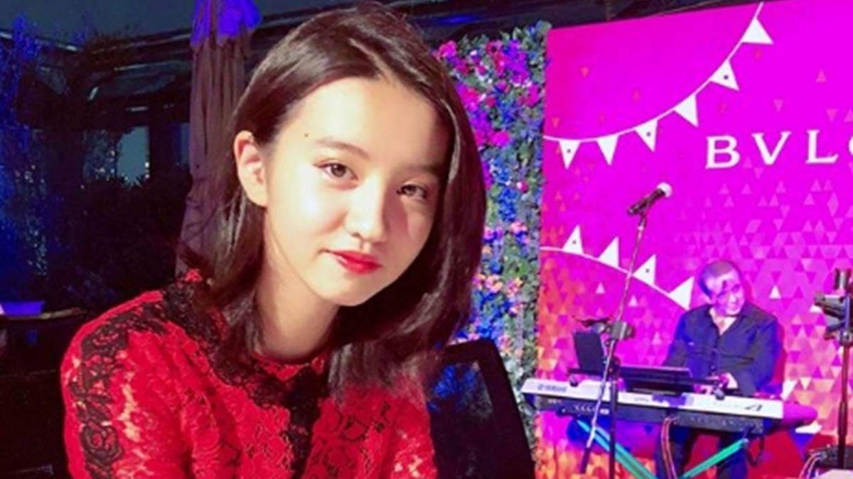 最年輕珠寶代言人!木村15歲愛女光希成廣告寵兒