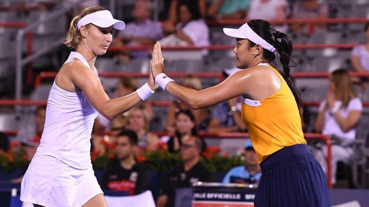 詹詠然晉級羅傑斯盃女雙決賽 可望重返世界第一