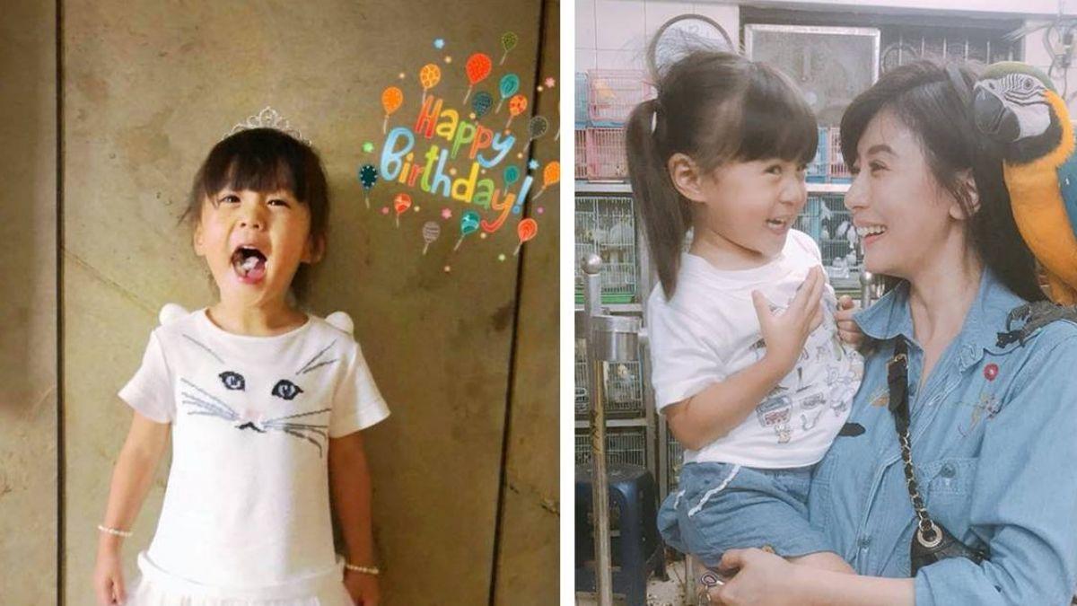 咘咘3歲了!賈靜雯公布特別驚喜 迎「家庭新成員」