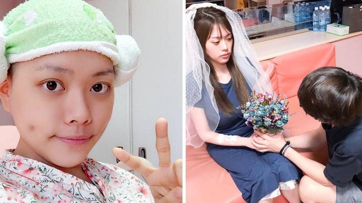 小15歲女友被宣判癌末 他秒下跪求婚!背後原因有洋蔥
