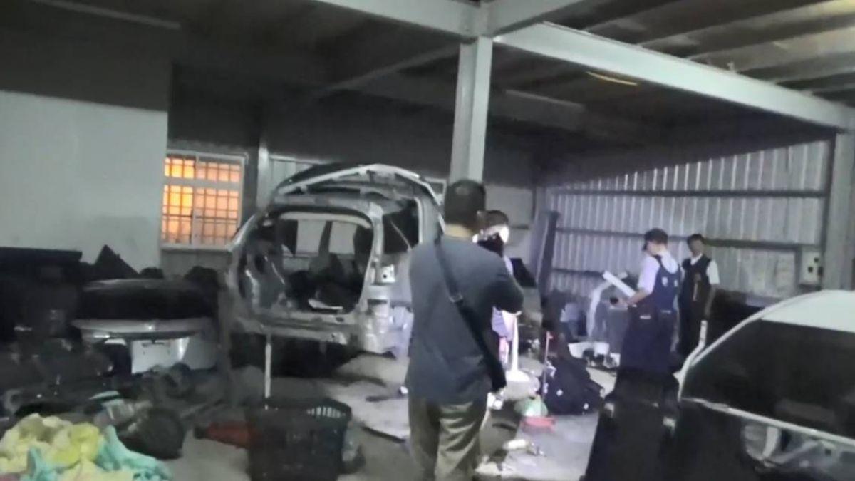 欲哭無淚…竊賊專偷國產熱門車款 2hr迅速「掏空」銷贓