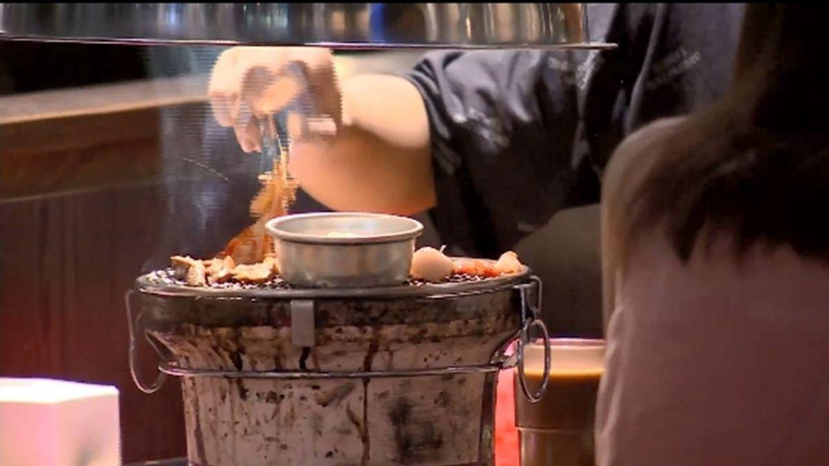 燒烤店嚴防炒肉 太多肉一起烤恐產生油爆