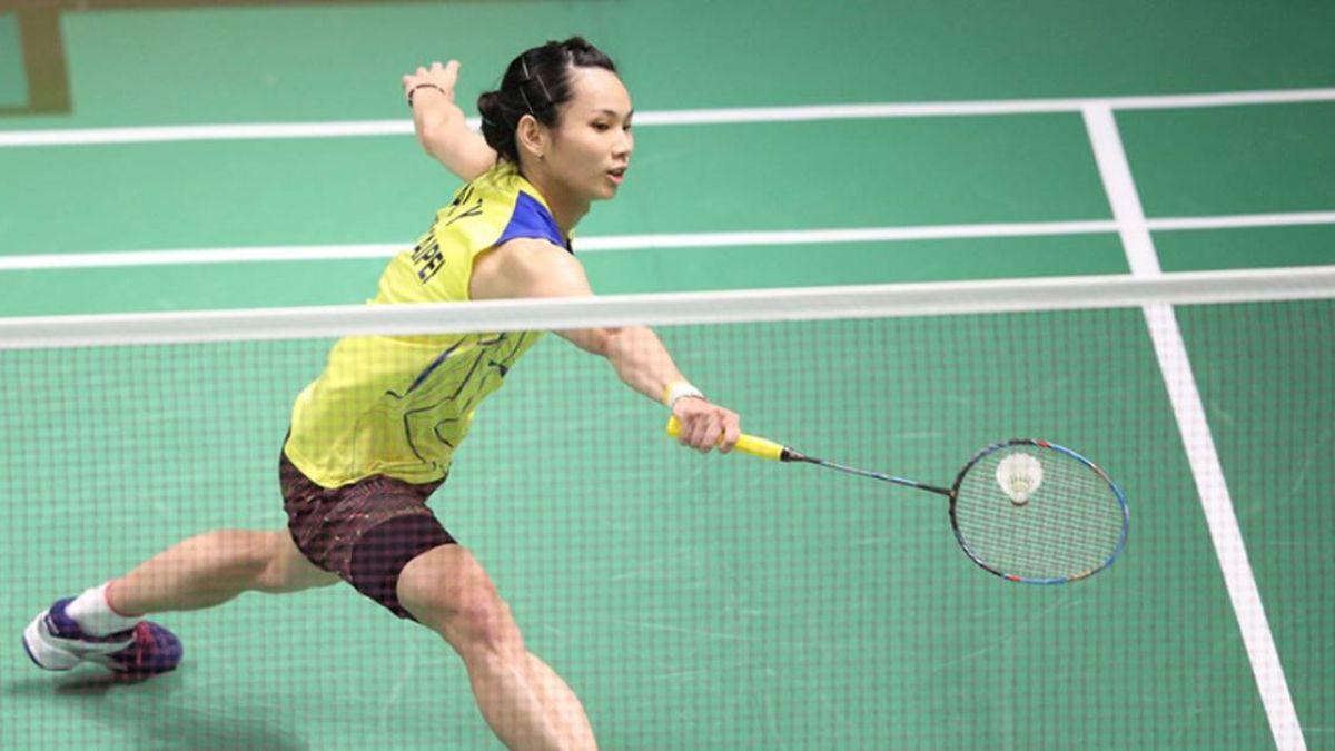 亞運羽球女團中華晉八強 戴資穎直落二獲勝