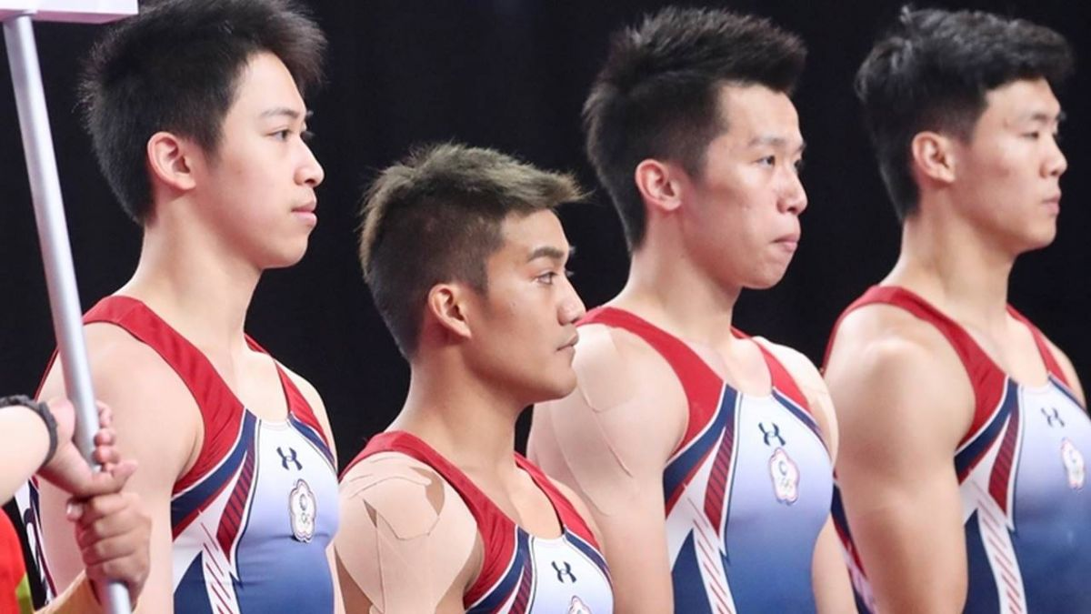 體操男團中華排名第4晉級 李智凱鞍馬高居第1