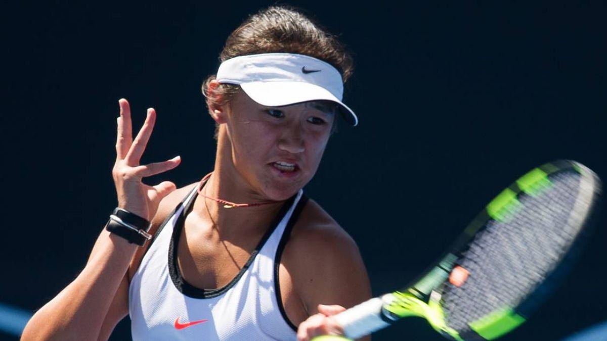 梁恩碩闖網球女單四強 至少銅牌在握