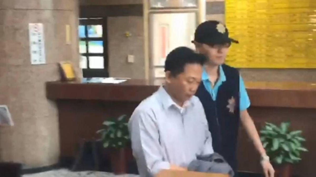 林冠勳疑酒駕 國民黨:如屬實將從嚴處置