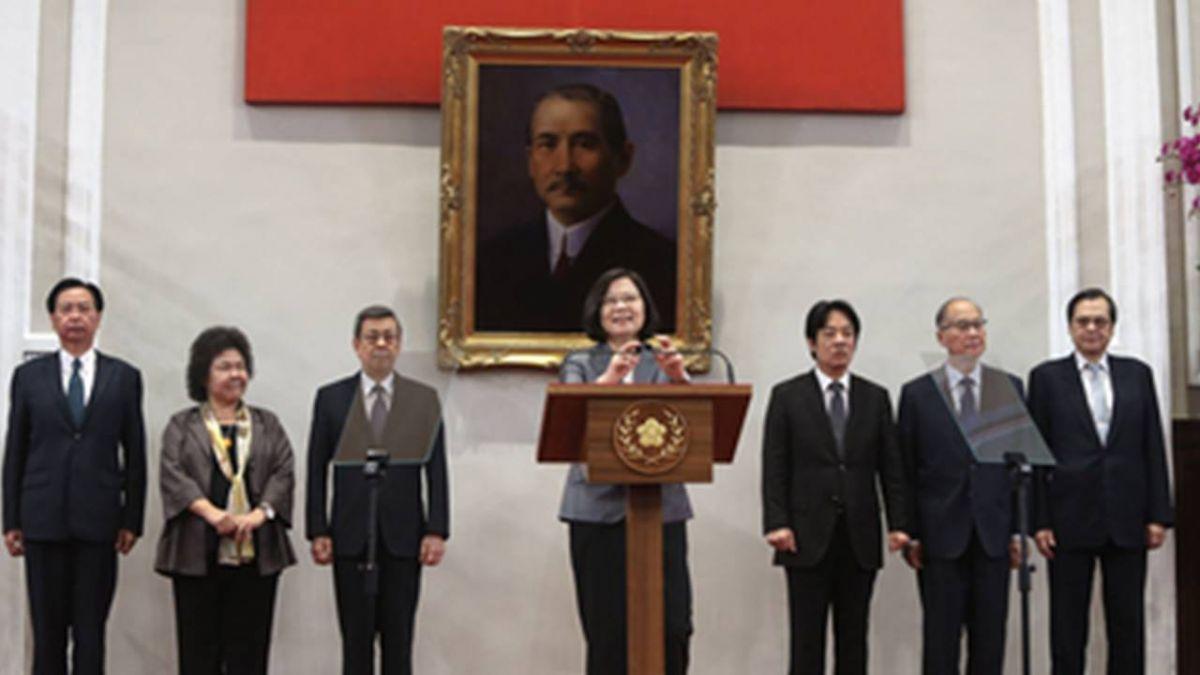 總統:中國無所不用其極壓迫台灣 衝擊區域和平