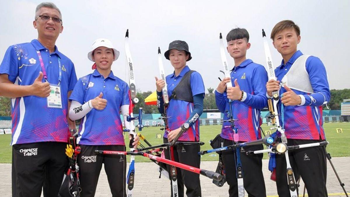 反曲女團闖亞運金牌戰 27日強碰南韓