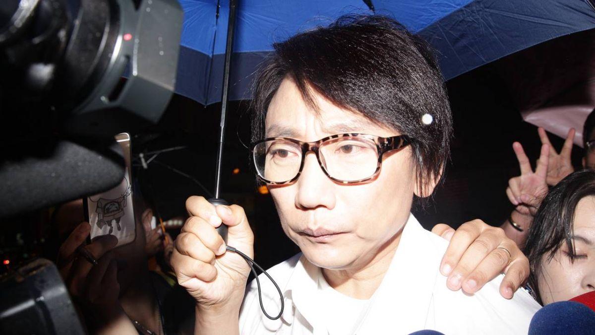秦偉涉性侵案判刑8年  北檢不服將上訴