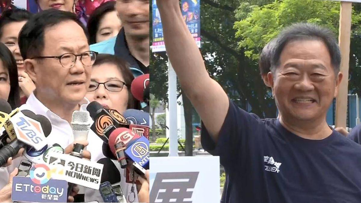九合一登記!丁守中、李錫錕搶頭香參選北市長