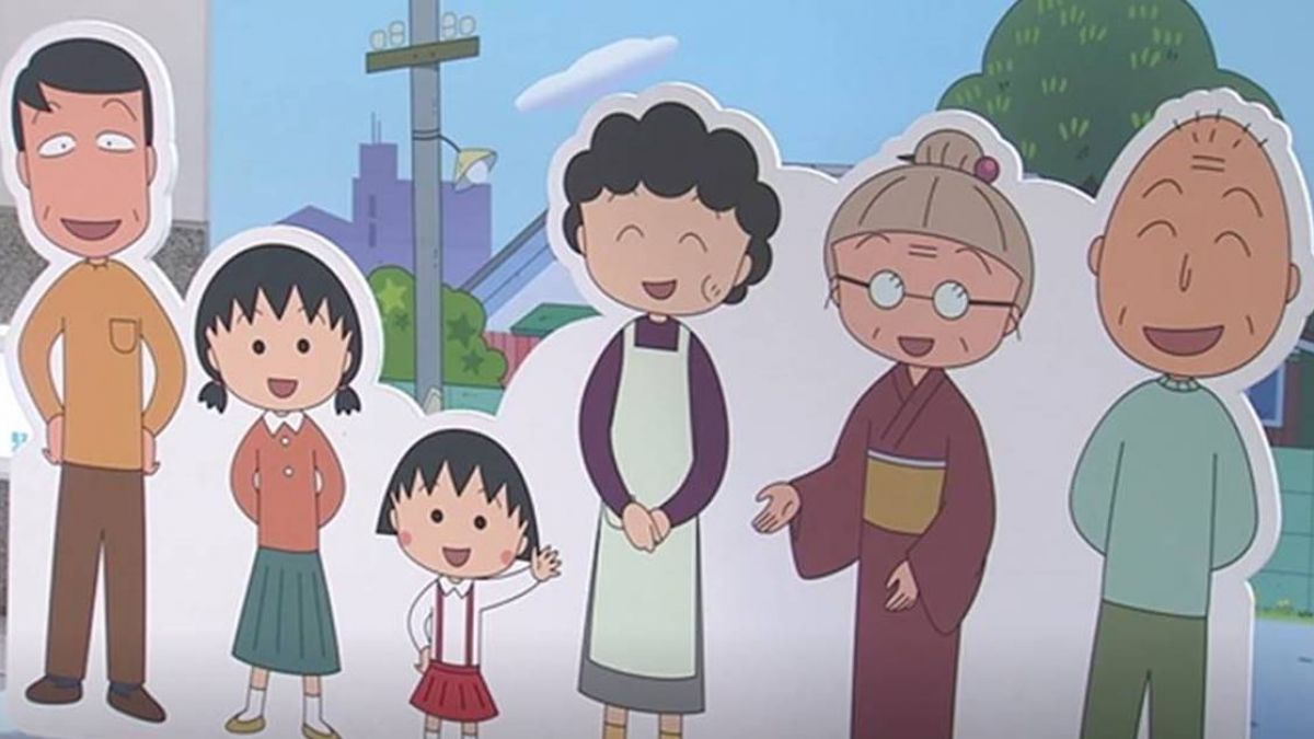《櫻桃小丸子》原作乳癌逝世!稱:「過了非常幸福的日子」