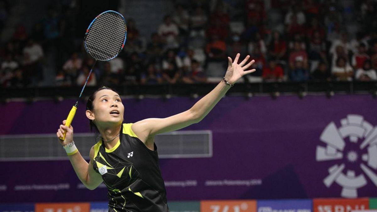 代表團第13金!戴資穎亞運羽球女單奪金 中華隊史第一人