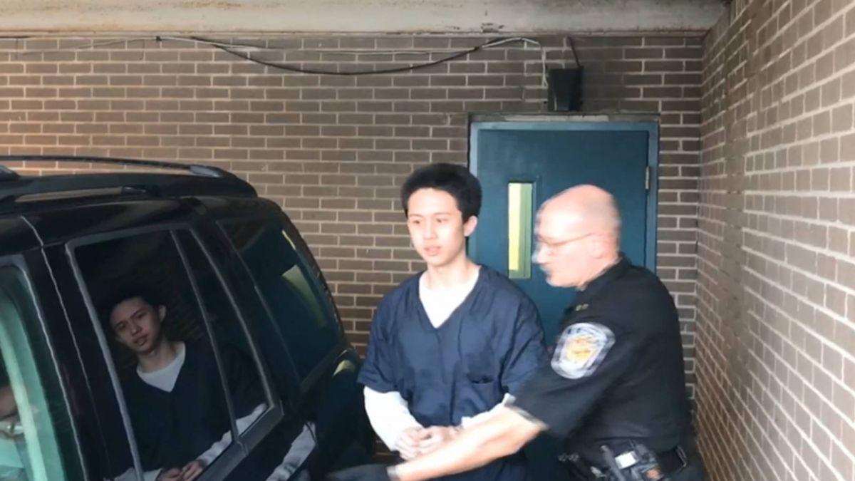 坐牢五個多月 孫安佐出庭認罪 面容憔悴