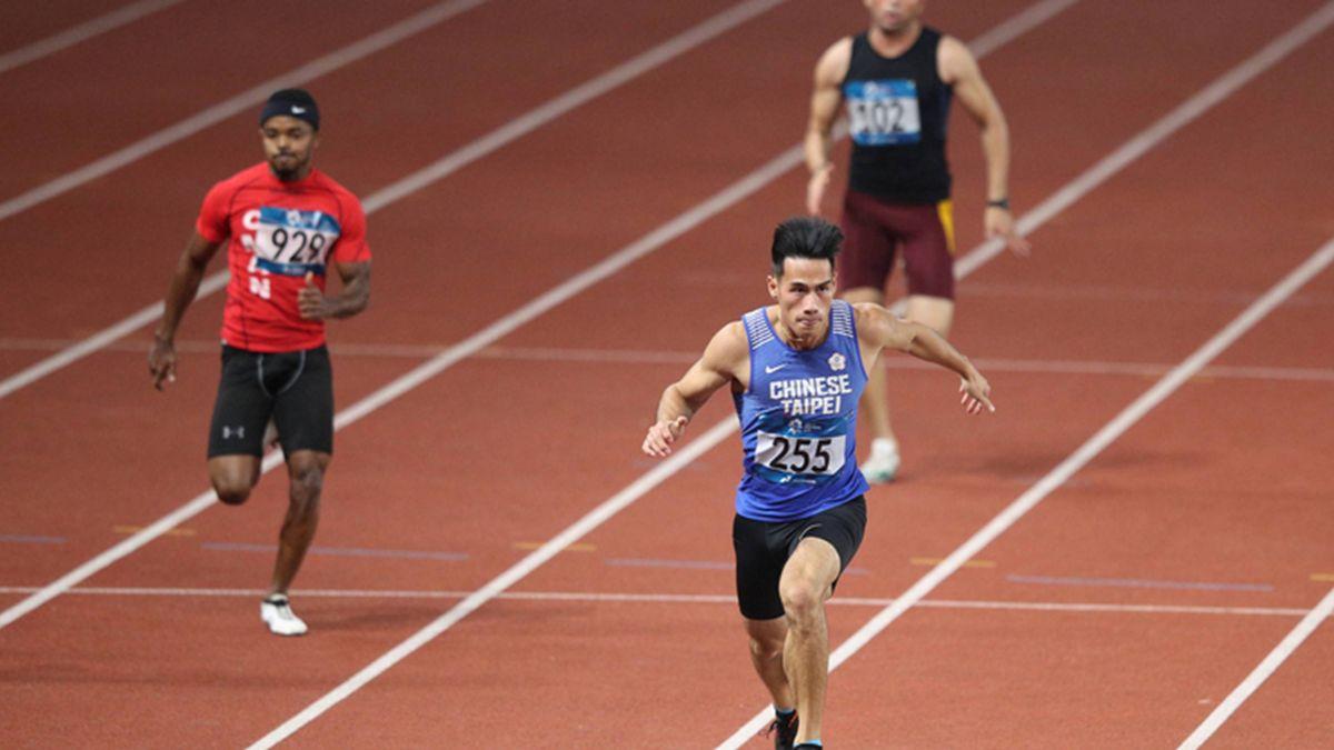 400米接力!中華男將差0.1秒拿第四 女子排第六