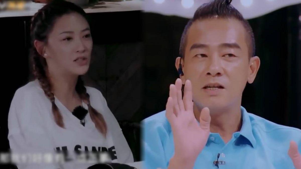 應采兒的逆襲!小三曖昧簡訊曝光 陳小春結巴道歉
