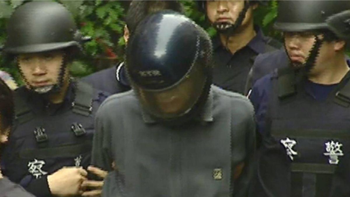 蔡政府首波槍決1人伏法 死囚仍有42人
