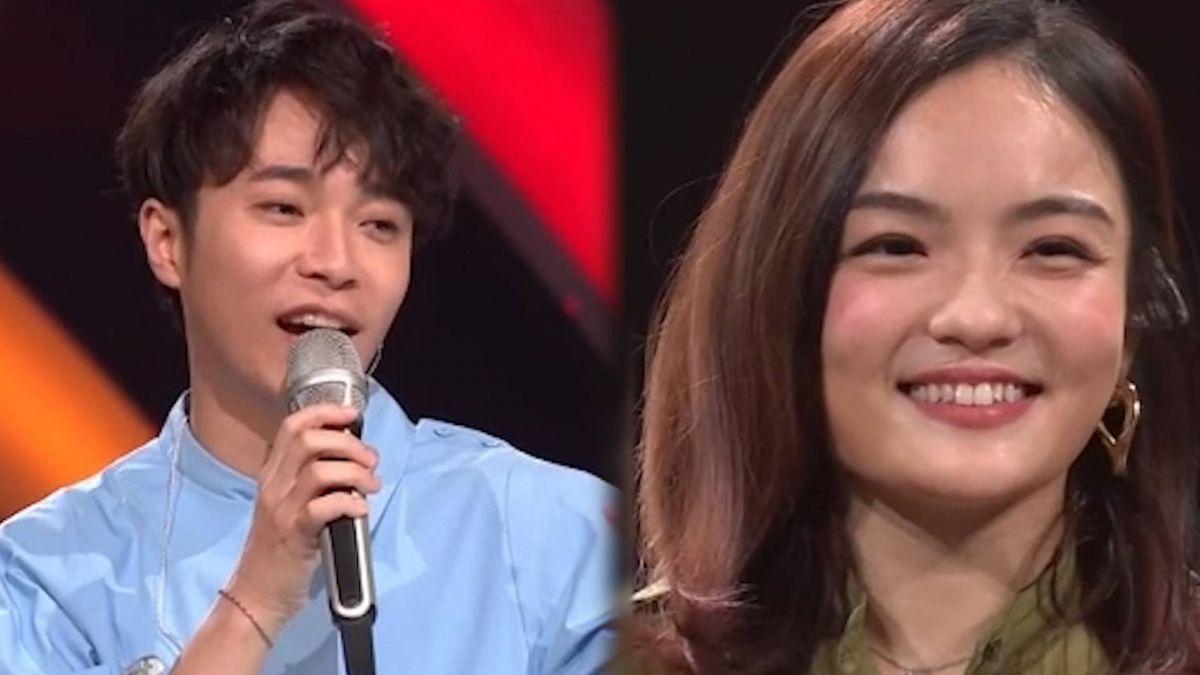 徐佳瑩暖心幫唱《尋人啟事》 青峰不爽:竟比我先跟她合唱!