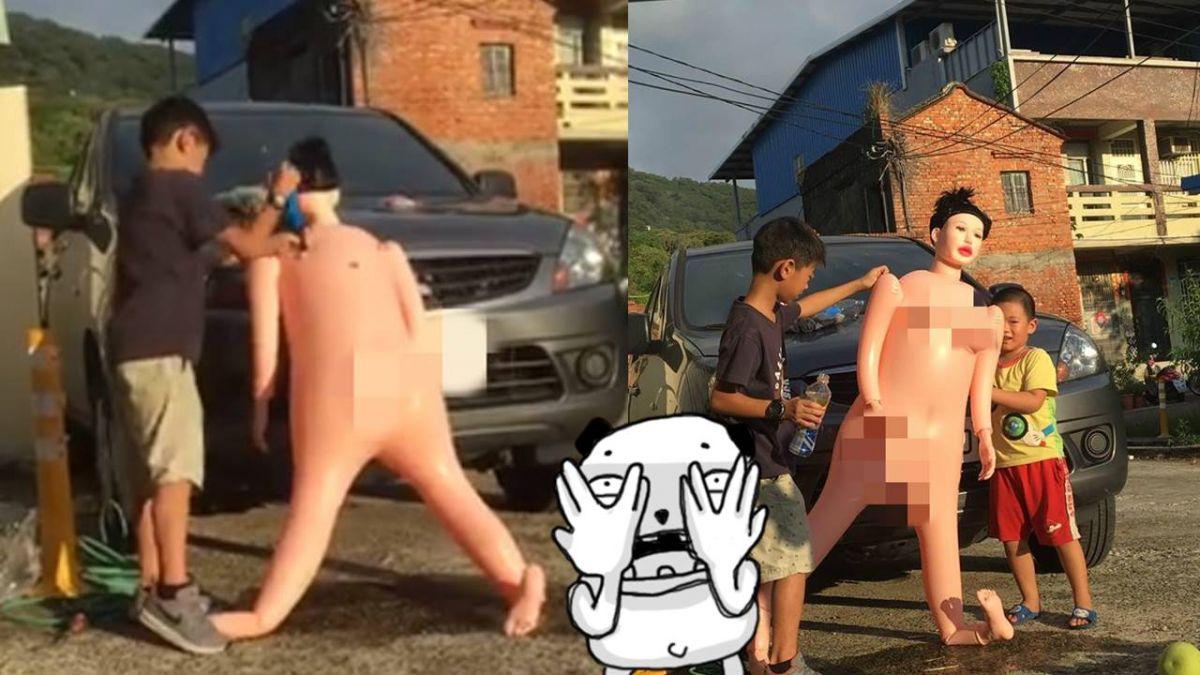 車庫挖出「女友」!小孩幫打氣開心當玩具 他崩潰出賣:堂弟的