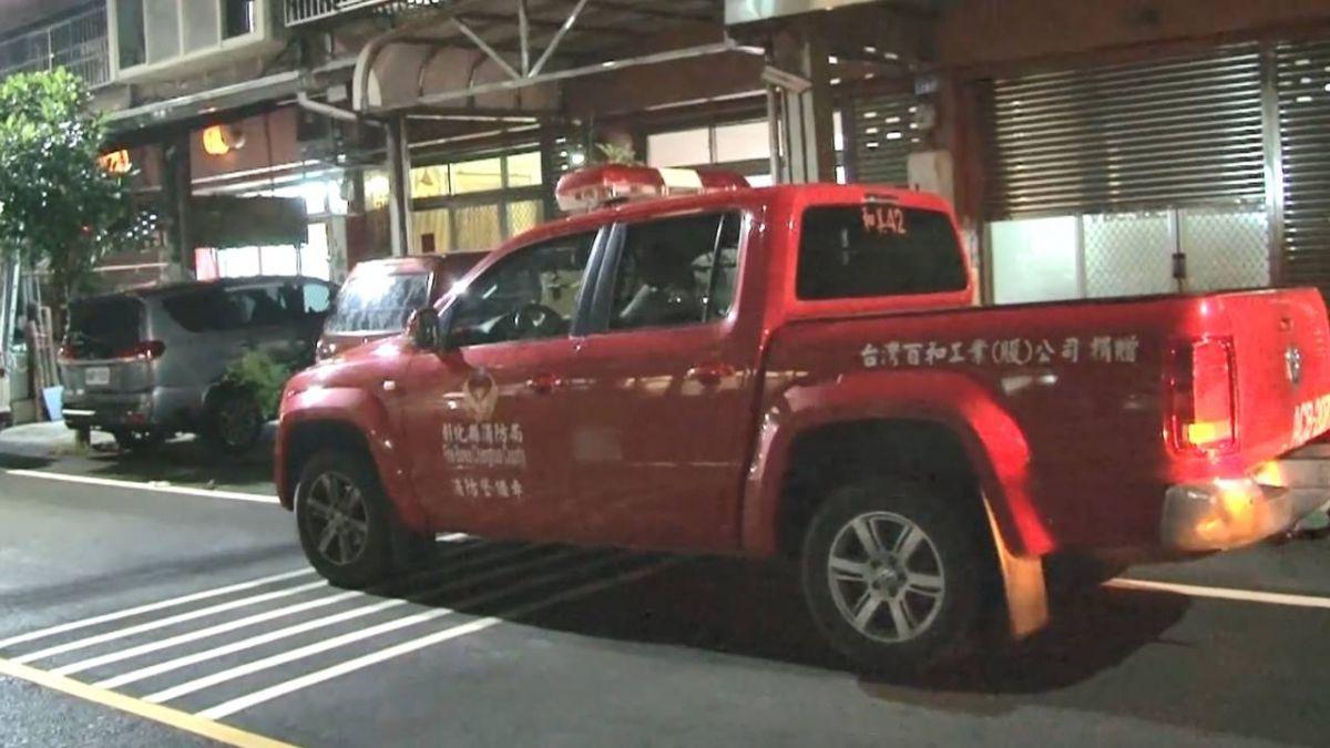 1hr等嘸人…消防警備車擋家門免罰 消防隊親上火線回應